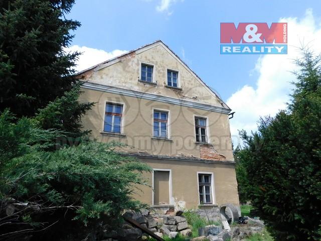 Prodej, rodinný dům, Jablonné v Podještědí, Lvová
