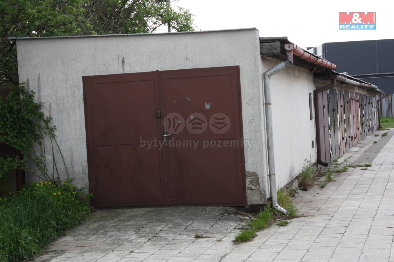 Prodej, garáž, Chropyně