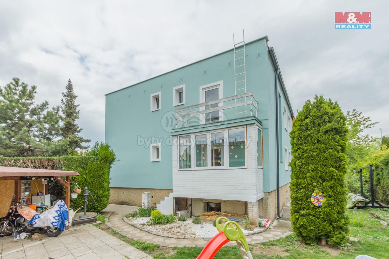 Prodej, rodinný dům, 300 m2, Praha 9 - Miškovice