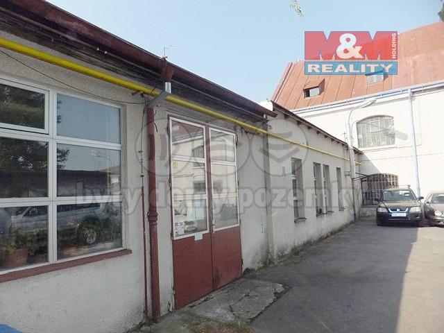 Pronájem, skladové prostory, 128 m2, Praha 4 - Michle