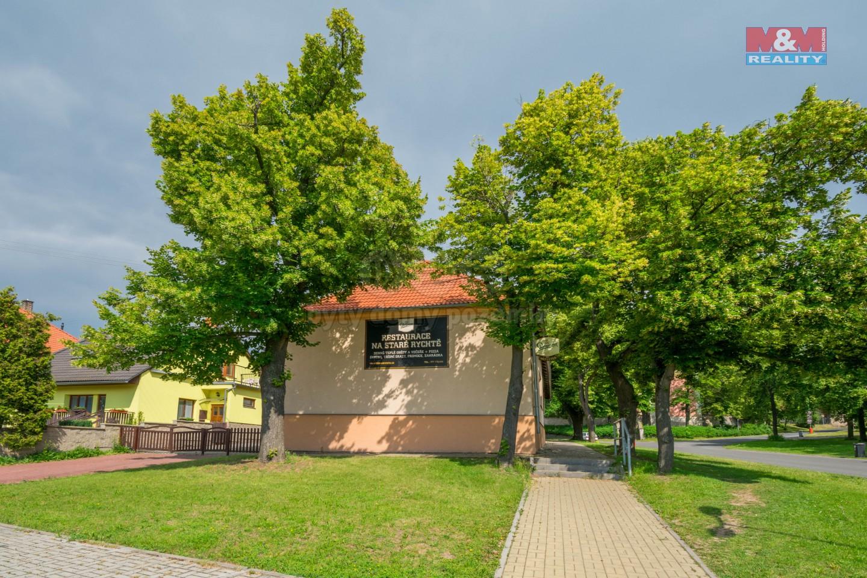 Prodej, restaurace, stravování, 306 m², Velim