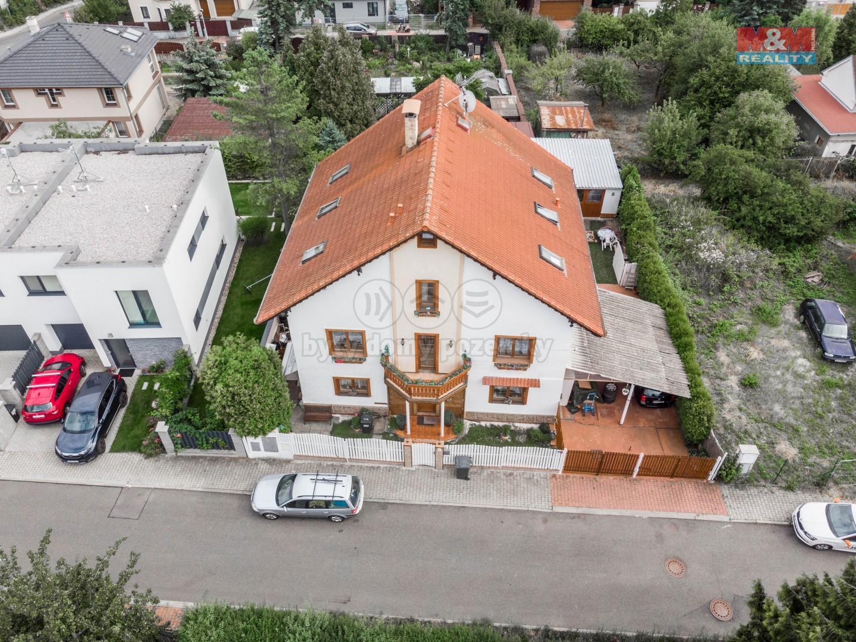 Prodej, rodinný dům, 508 m², Praha-Radotín, ul. Minerální