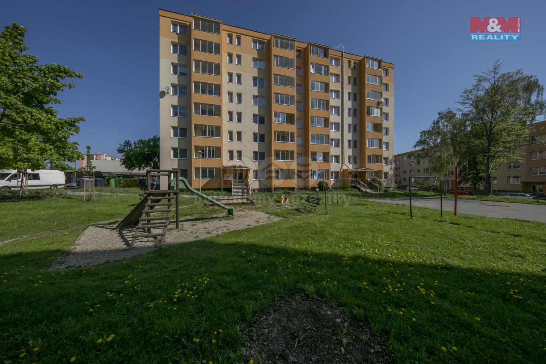 Prodej, byt 3+1, Hranice, ul. Rezkova