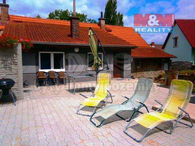 Prodej, rodinný dům 2+1, 90 m2, Chotiměř