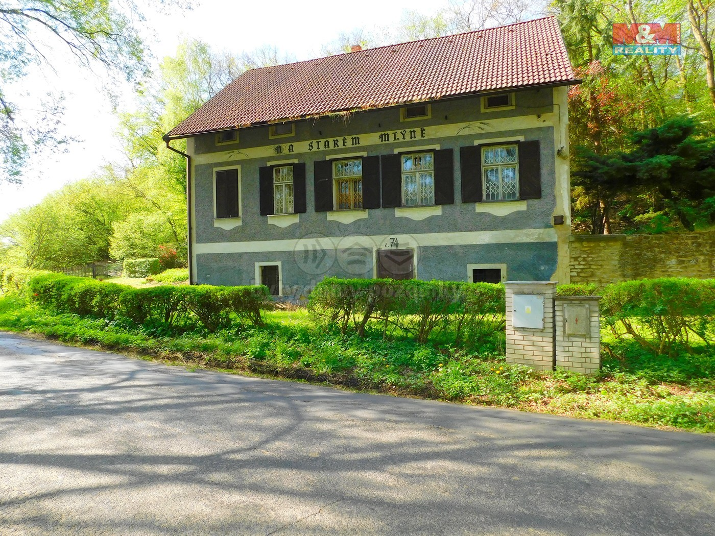 (Prodej, rodinný dům, Snědovice, 4134 m2), foto 1/32
