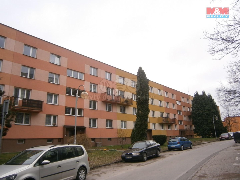 Pronájem, byt 1+1, 42 m2, Orlová, ul. Lesní