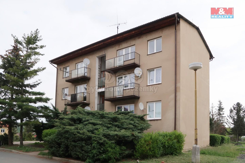 Pronájem, byt 3+1, 66 m2, Staňkovice, ul. Sídliště