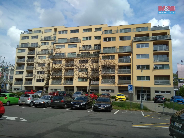 Pronájem, byt 2+kk, 67 m2, Pardubice - Polabiny
