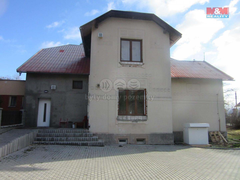 Pronájem, 1+kk, 40 m2, Horní Bříza, ul. Tovární