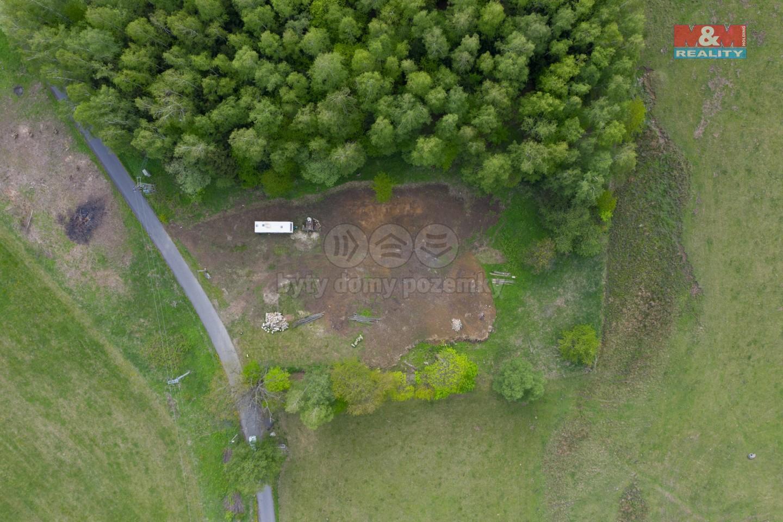 Prodej, stavební parcela, 2441 m2, Lázně Libverda