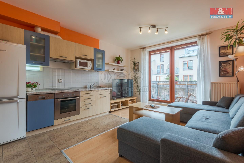 Prodej, byt 3+kk, 57 m2, OV, Rudná u Prahy, ul. Ke Školce