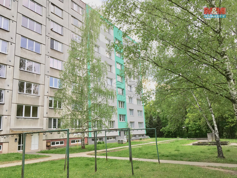Pronájem, byt 2+1, Ostrava - Zábřeh, ul. V Zálomu