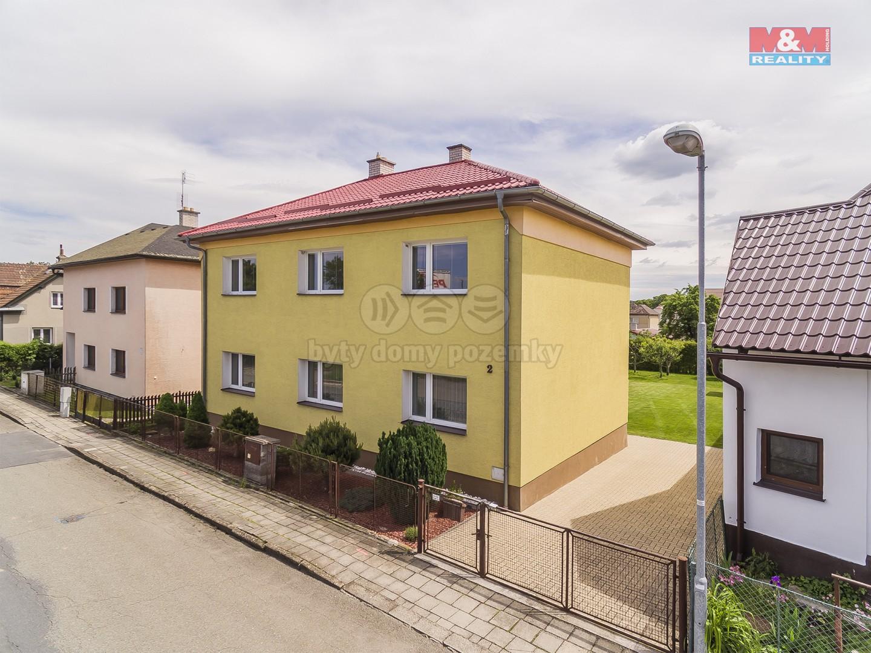 Prodej, rodinný dům 6+1, 717 m2, Zábřeh, ul. Rybářská