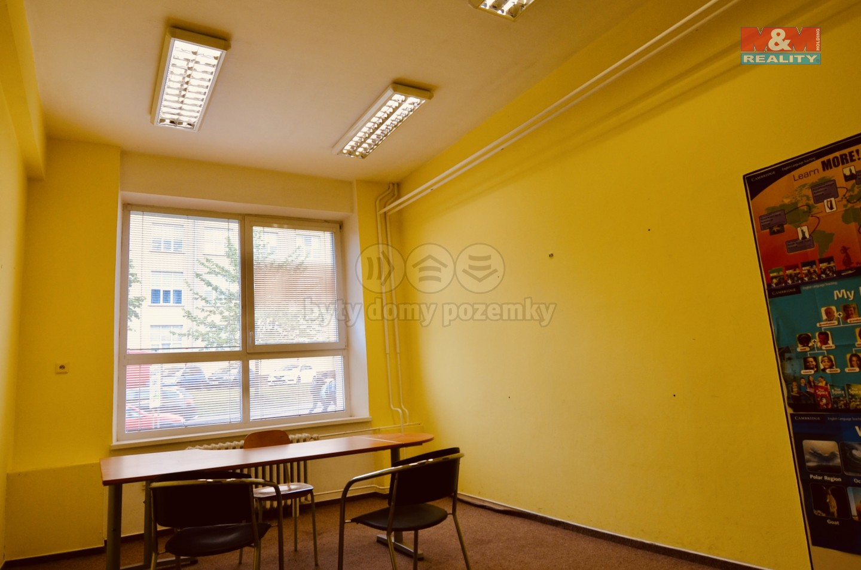 Pronájem, kancelářské prostory, 20 m2, Blansko