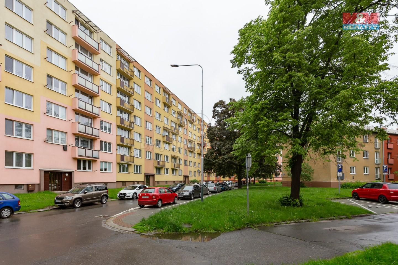 Prodej, byt 3+1, 74 m2, Ostrava - Zábřeh. ul. Výškovická