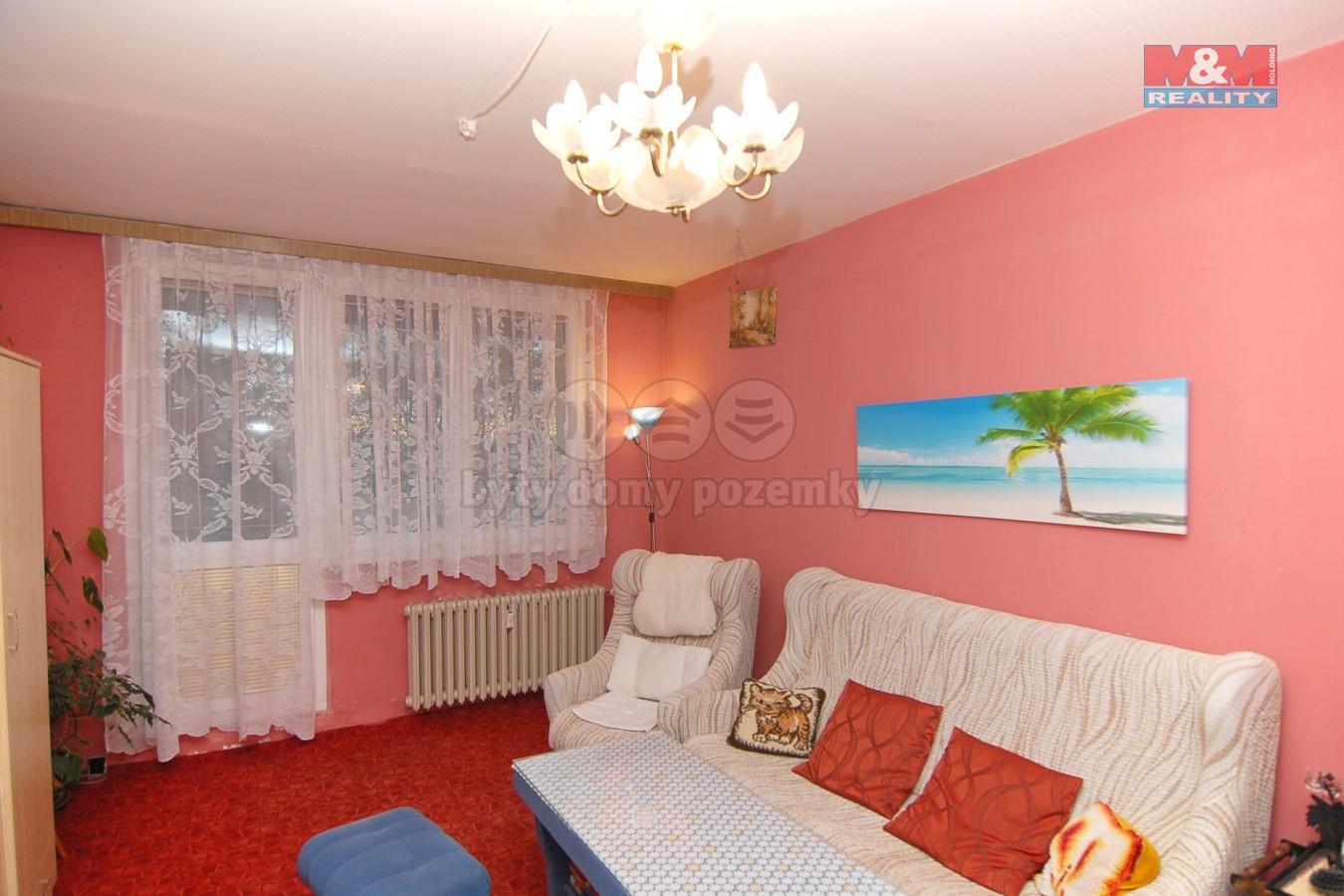 Pronájem, byt 2+1, 64 m2, Ostrava, ul. Ahepjukova