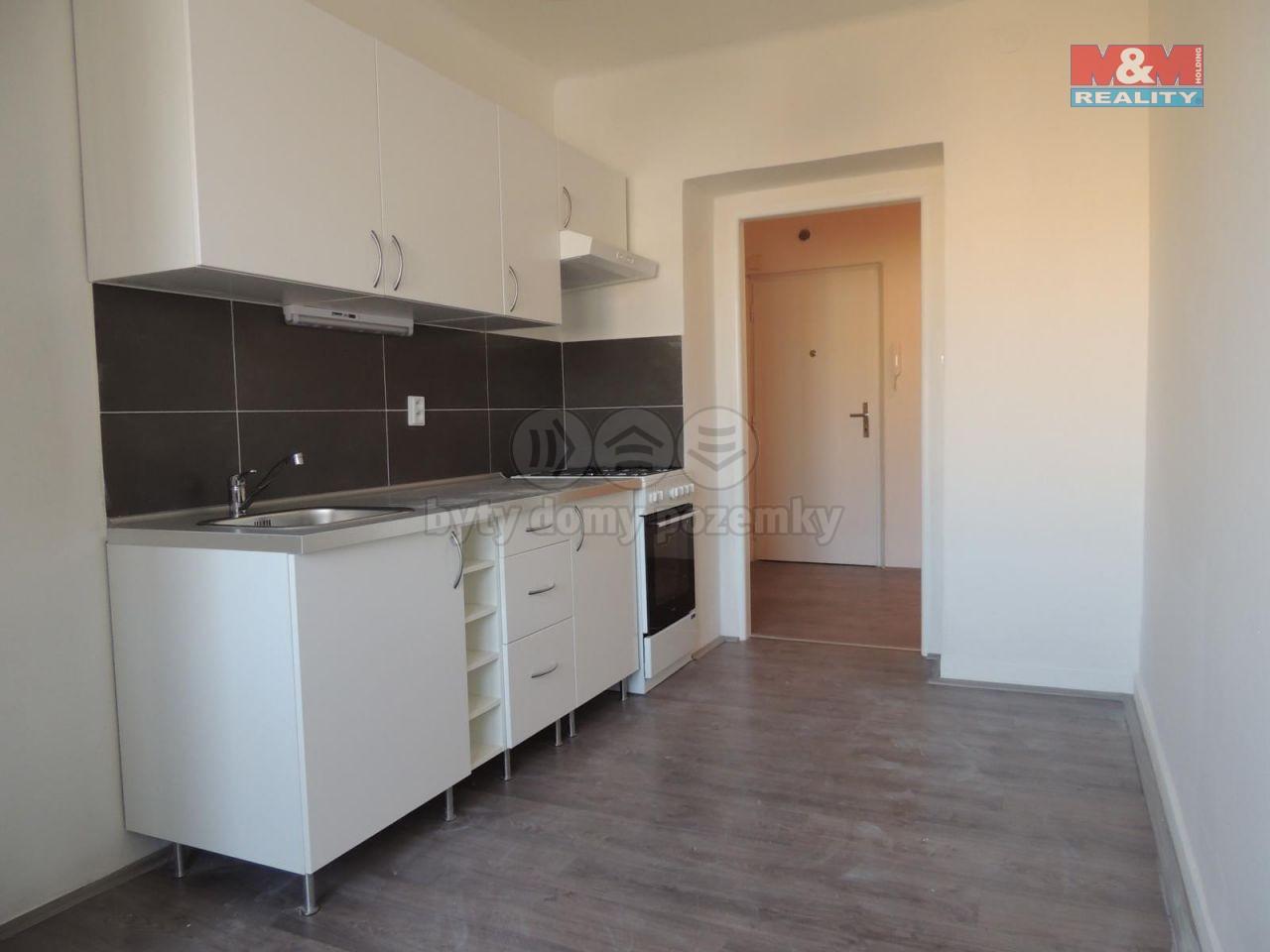 Pronájem, byt 1+1, Ostrava - Zábřeh, ul. Dolní