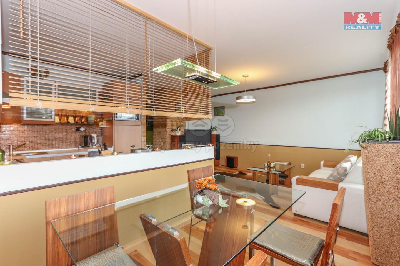 Prodej, byt 2+kk, dvougaráž, Průhonice, ul. Na Sídlišti III