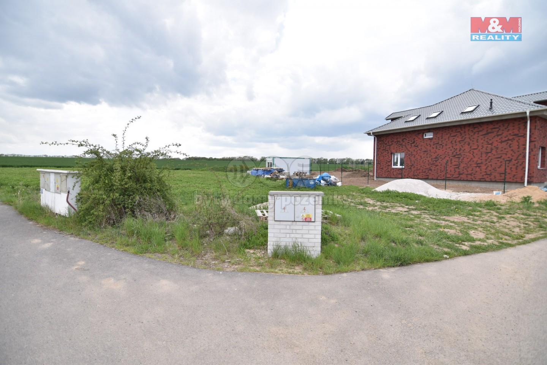 Prodej, pozemek, 1116 m2, Hostouň