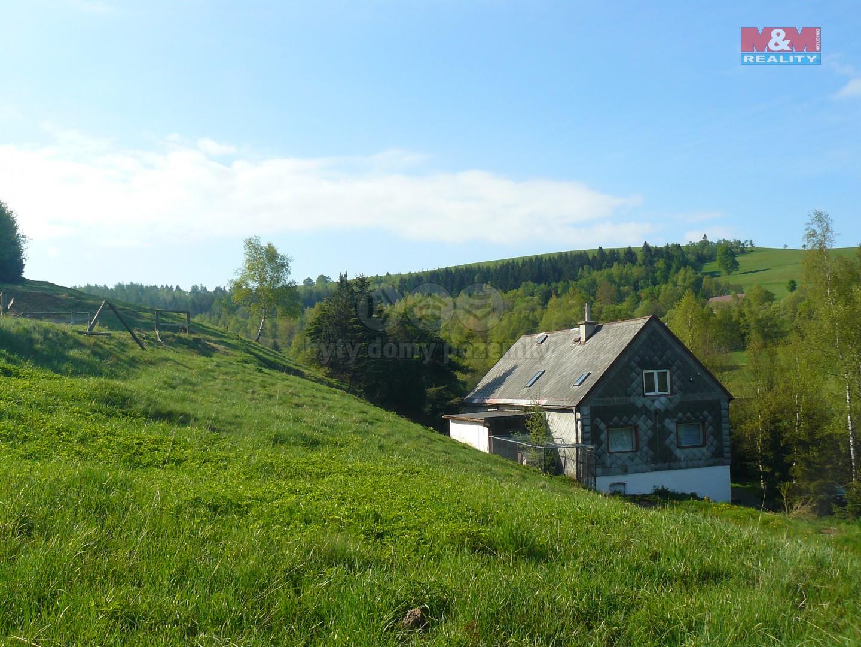 Prodej, rodinný dům, 276 m2, Moldava