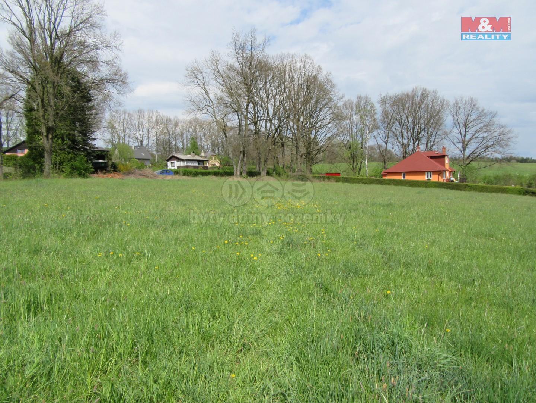 Prodej, pozemek, 5256 m2, Cetnov - Cheb