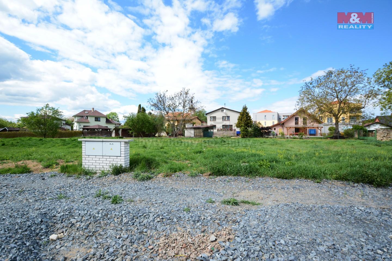 Prodej, stavební pozemek 866 m2, Neveklov