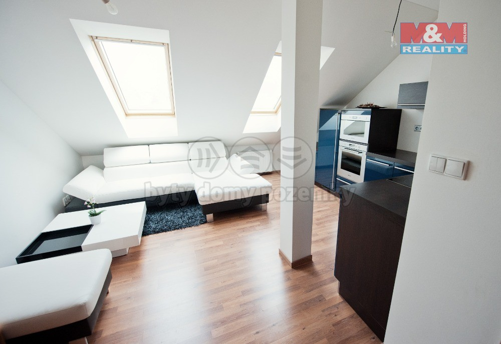 Prodej, byt 2+kk, Brno
