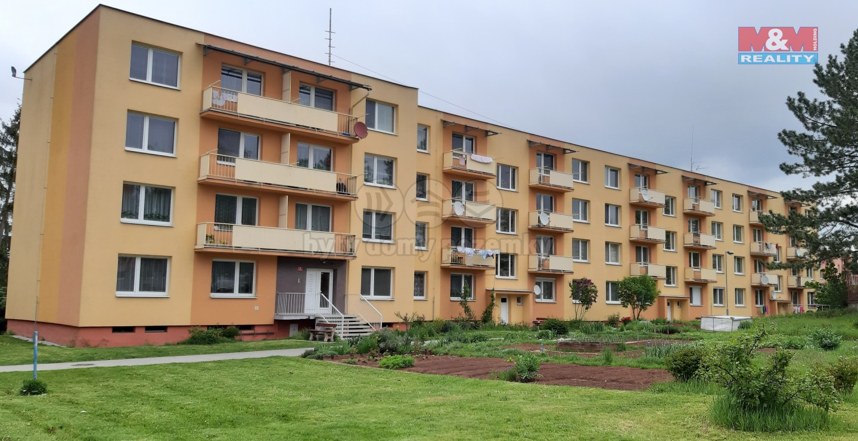 Pronájem, byt 1+1, 38 m2, Letovice