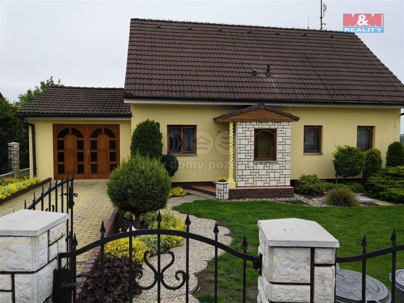 Prodej, rodinný dům, 160 m2, Sivice