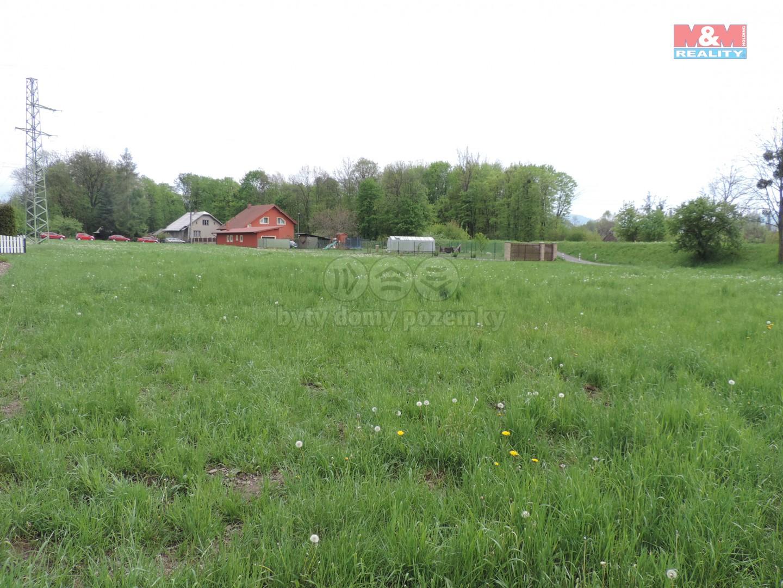Prodej, stavební pozemek, 1544 m2, Příbor