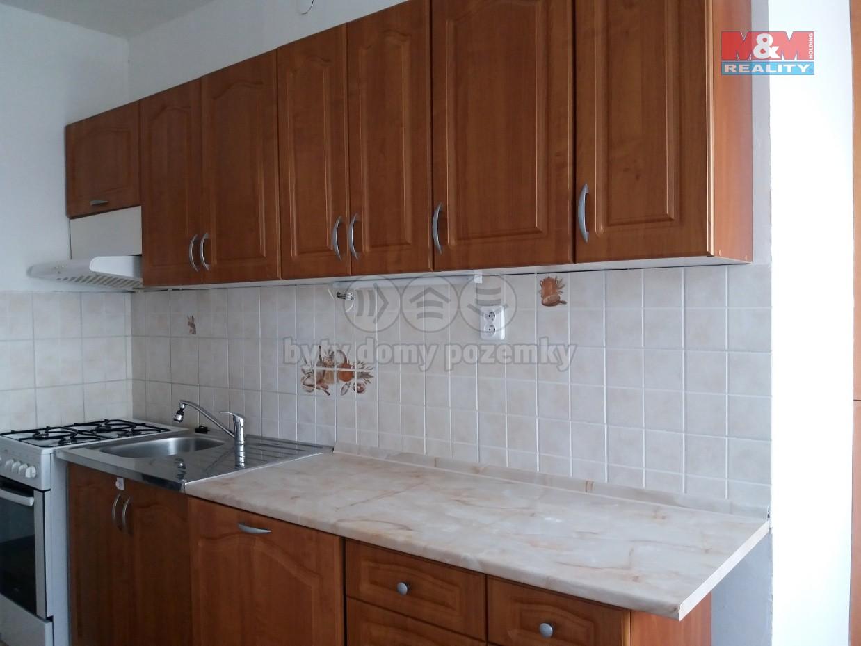 Pronájem, byt 2+1, 55 m2, Olomouc, ul. I. P. Pavlova