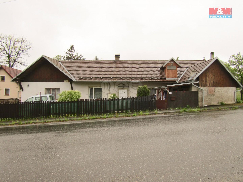 Prodej, rodinný dům, Hroznětice u Humpolce