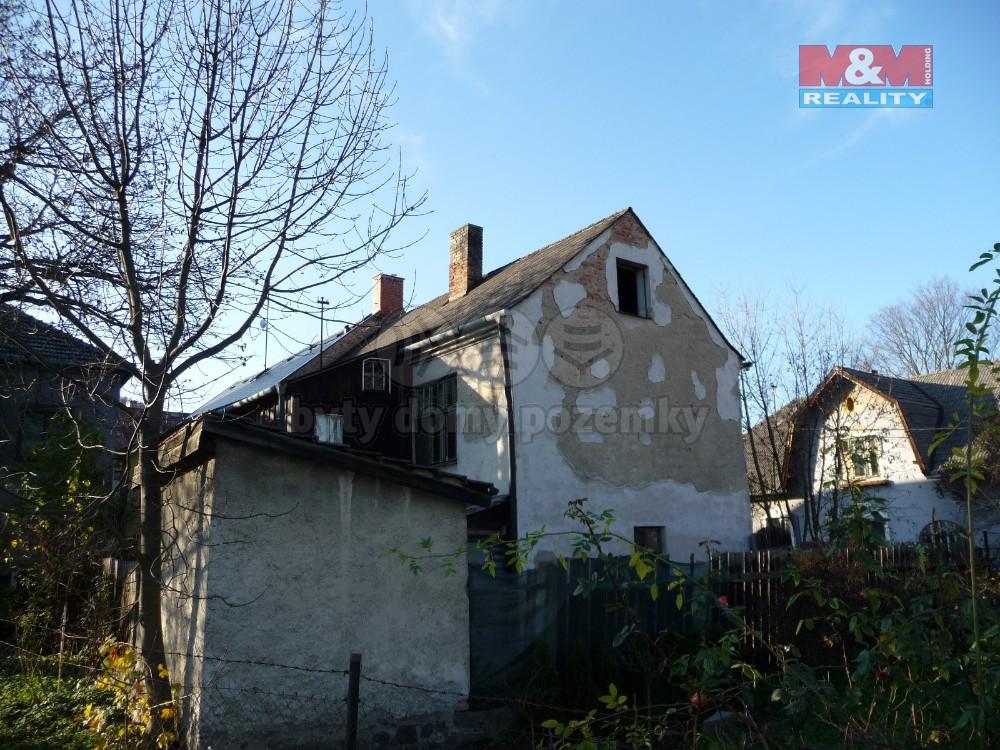 Prodej, rodinný dům, Odry, ul. Potoční