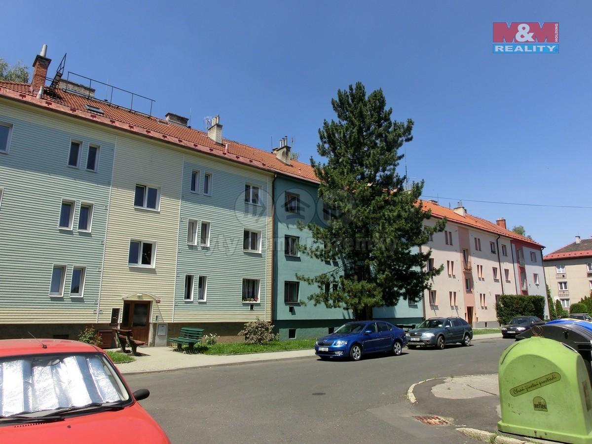Pronájem, byt 1+1, 49 m2, Frýdek - Místek, ul. Josefa Skupy
