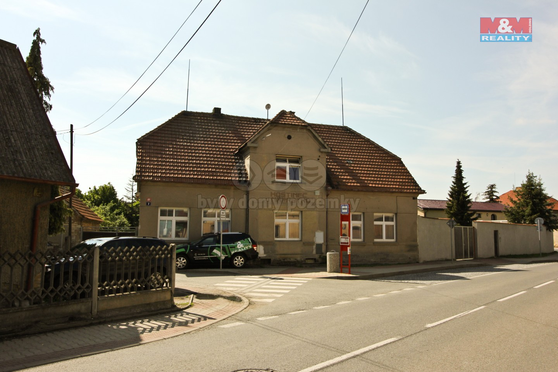 Prodej, komerční objekt, 1225 m2, Praha, ul. Blatnická