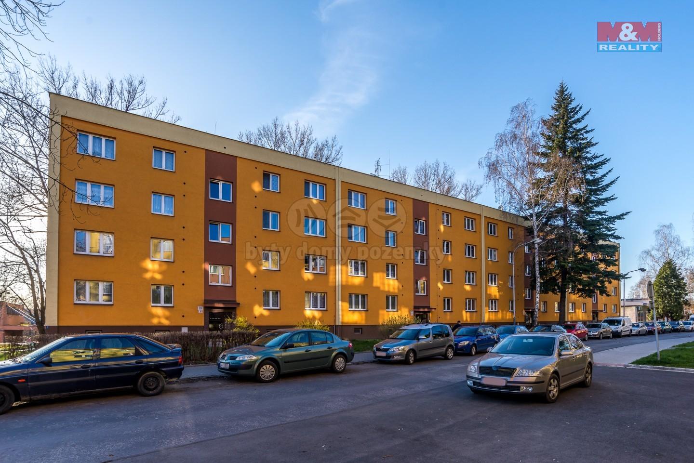 Pronájem, byt 1+1, 38 m2, Karviná, ul. Haškova