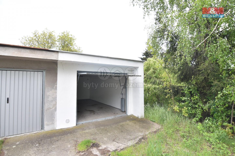 Pronájem, garáž, 22 m2, Hradec Králové, ul. Pouchovská