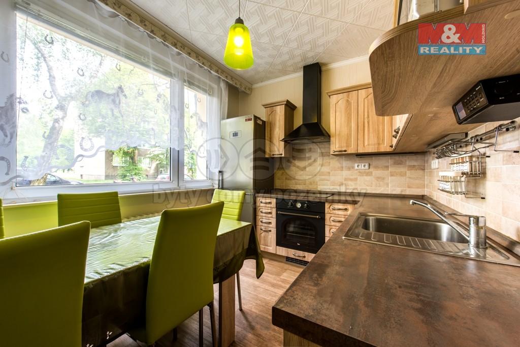 Prodej, byt 4+1, 79 m2, OV, Litvínov, ul. U Zámeckého parku