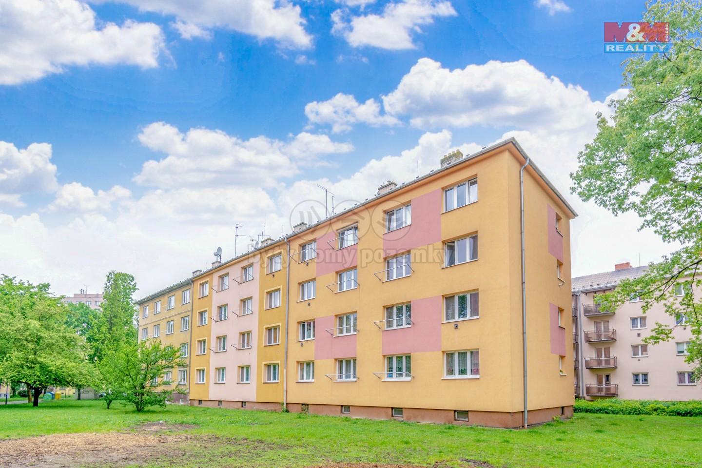 Pronájem, byt 2+1, Ostrava, ul. Zajcevova