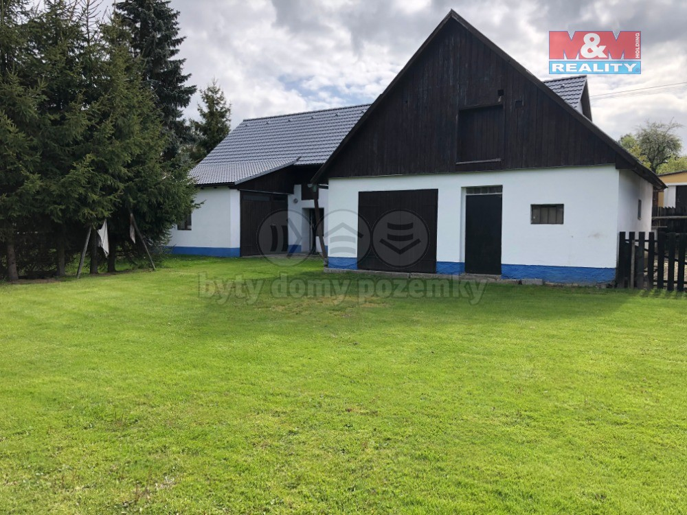 Prodej, chalupa, 4175 m2, Mnich