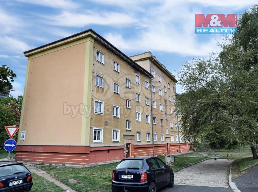Prodej, byt 2+1, 45 m2, OV, Most, ul. Konstantina Biebla