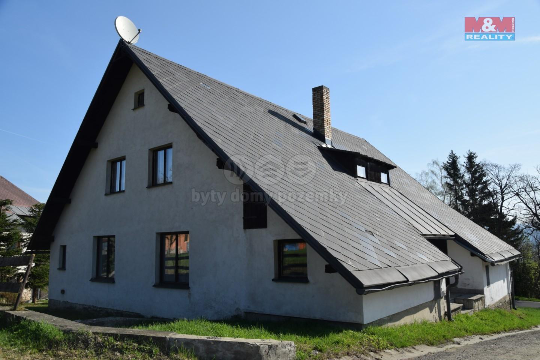 Prodej, horská chata 6+2, 198 m2, Vysoké nad Jizerou