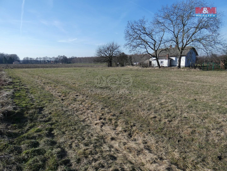 Prodej, pozemek, 3049 m2, Dolní Lutyně