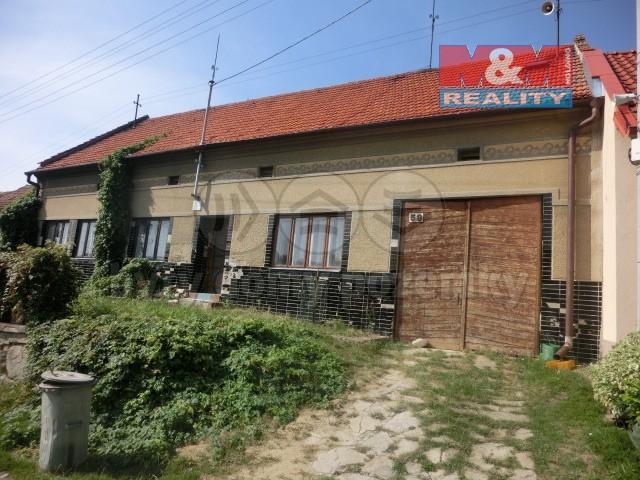 Prodej, rodinný dům, 587 m2, Koryčany - Blišice