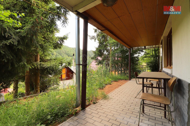 Prodej, chata, 271 m2, Podhradí nad Dyjí