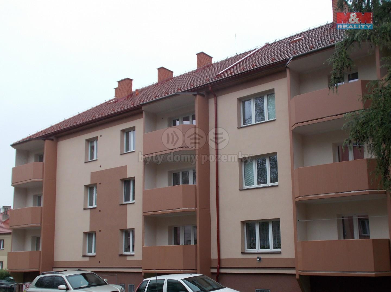 Pronájem, byt 2+1, Kopřivnice, ul. K. Čapka