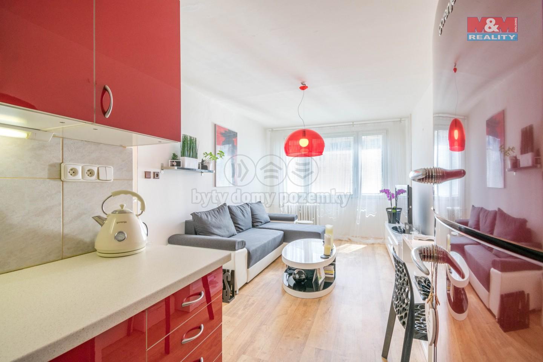 Prodej, byt 2+kk, 40 m2, Praha - Strašnice, ul. Rubensova