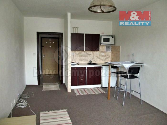 (Flat 1+kk for rent, 28 m2, Ostrava-město, Ostrava, Francouzská)