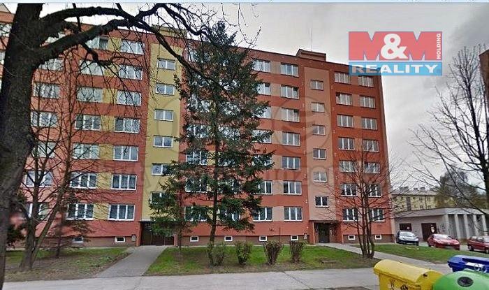 Pronájem, byt 1+1, 40 m2, Ostrava - Zábřeh, ul. Výškovická