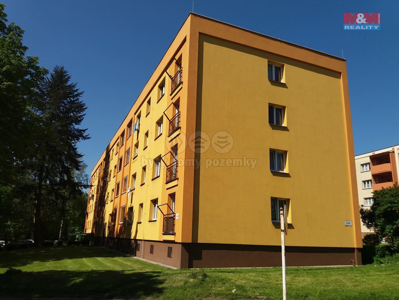 Prodej, byt 2+1, Karviná, ul. Haškova